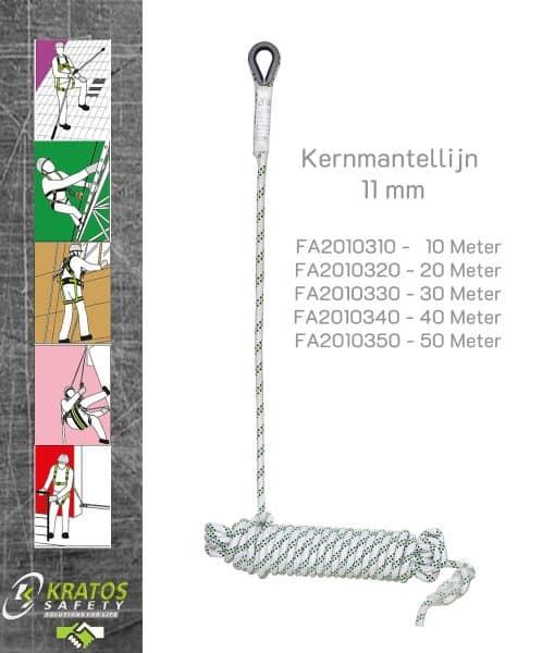 Kernmantel lijn diameter 11mm FA20103XX