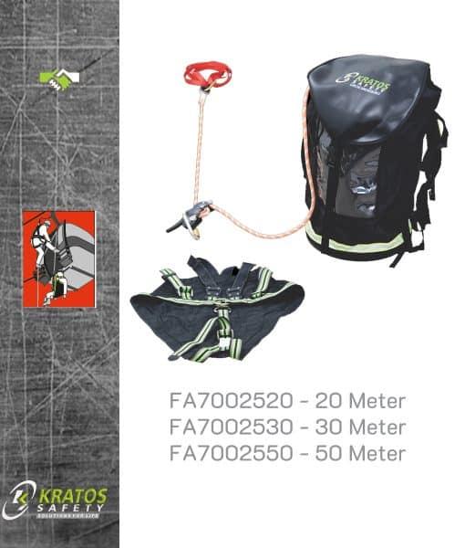 Zelf Evacuatie Kit Kratos FA70025xx
