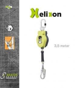 Staalkabel Valstopblok 3.5 Meter Kratos Helixon FA2040203B