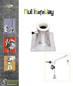 Vloerplaat voor MultiSafeWay Kratos FA6002201