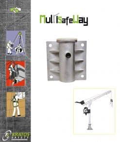 Wandplaat voor MultiSafeWay Kratos FA6002202