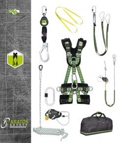 Valbeveiliging Set Kratos Comfort 4