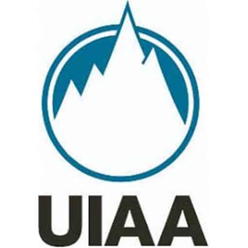 UIAA Schroefsluiting Karabijn haak Aluminium 22mm FA5010322