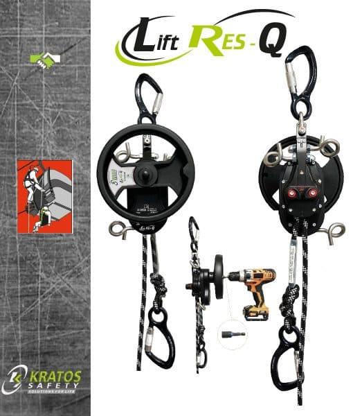 Reddingsysteem Kratos Lift ResQ FA7020120