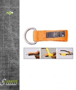 D-ring bevestiging met singelband TS9000104