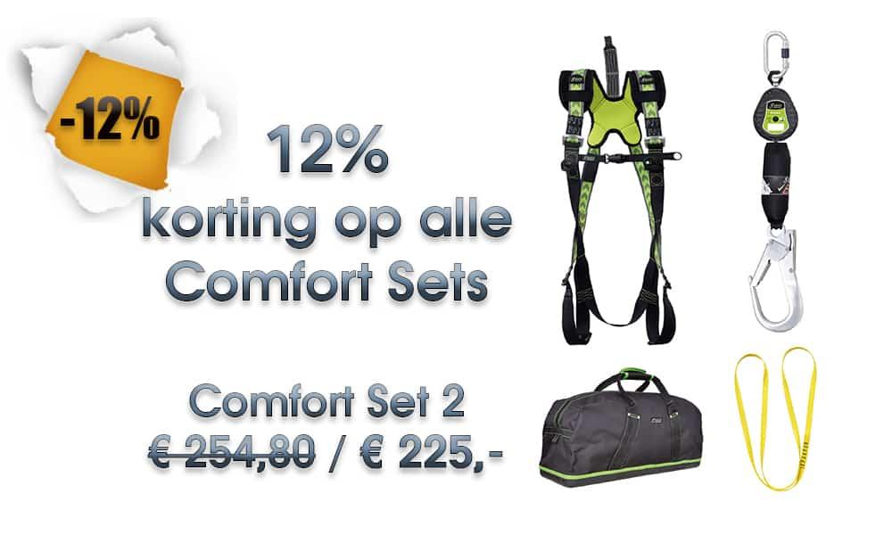 Valbeveiliging set comfort 2
